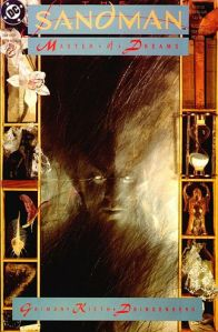 Cover of Sandman #1 (Vertigo Comics)