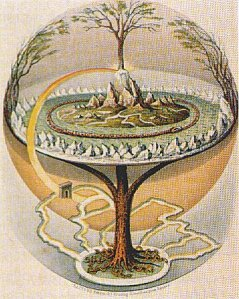 Yggdrasil (image courtesy of wikimedia commons)
