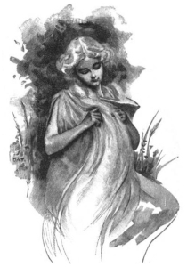"""Sif"" from School Reading By Grades: Fourth Year, p. 105; American Book Company, 1897."